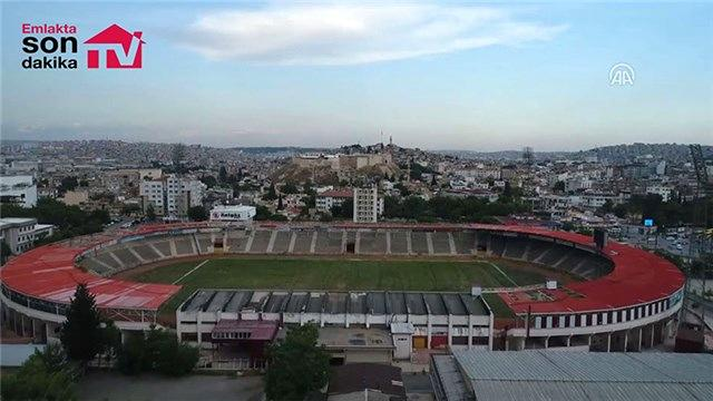 """Gaziantep eski stadı """"Millet Bahçesi"""" olacak"""