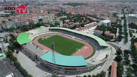 Konya eski stadı ''Millet Bahçesi