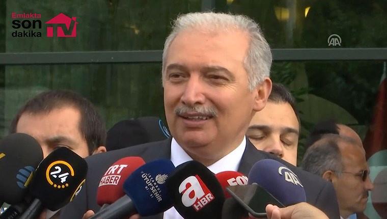 """""""Atatürk Havalimanı'nın millet bahçesi olarak ayrılması hepimizi çok mutlu etti"""""""