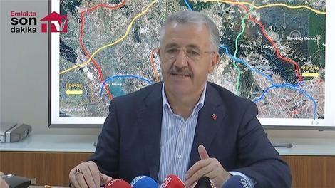 """""""Halkalı, Kapıkule'yle entegre olacak hızlı tren projesi çalışmalarımızı da son aşamaya getirdik artık"""""""
