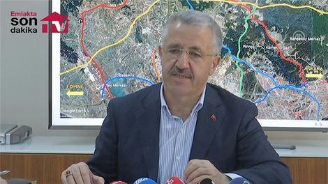 """""""İstanbul Yeni Havalimanı'nda ilerleme seviyemiz yüzde 90'ın üzerine çıkmış durumda"""""""