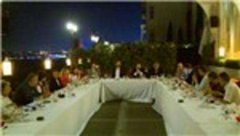 Yılmaz İnşaat, basınla iftar yemeğinde buluştu