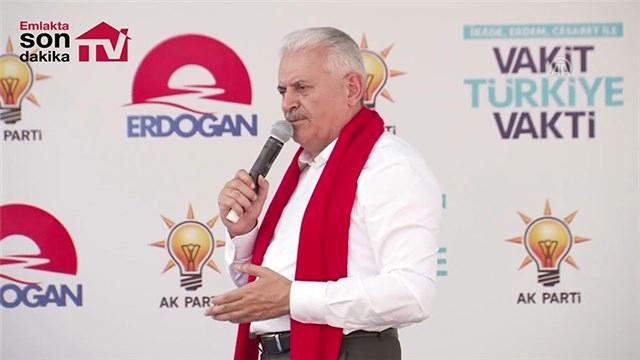 """""""Edirne-İstanbul hızlı tren inşaatına bu yıl başlıyoruz"""""""