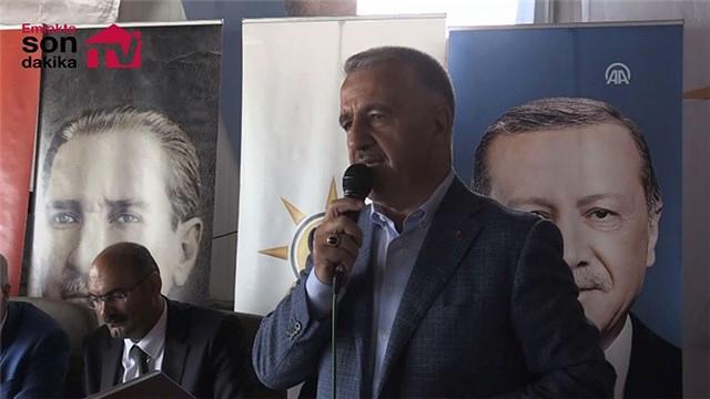 Bakan Arslan'dan Doğu Anadolu'ya 6 tünel müjdesi