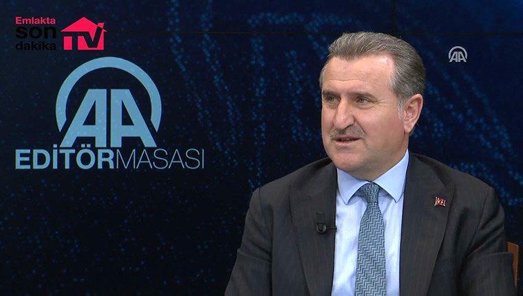 """""""Ankara'ya 55 bin kapasiteli bir stadyum yapacağız"""""""