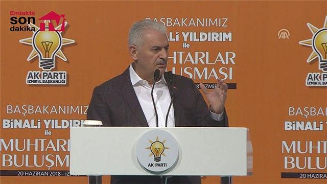 """""""İmar barışı İzmir'in kurtuluşu olacak"""""""