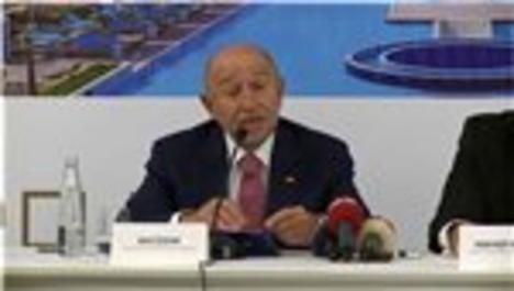 Nihat Özdemir, Limak Cyprus Deluxe Hotel'i anlattı