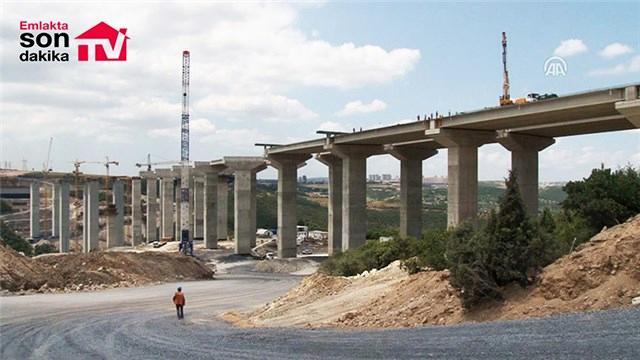 Kuzey Marmara Otoyolu inşaatında son durum!