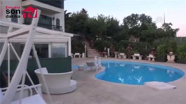 Adnan Oktar'ın lüks villası