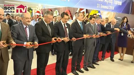 Sabiha Gökçen İç Hatlar Terminali Ek Binası'nın açılışı yapıldı