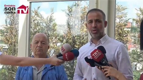 Beyoğlu'ndaki bina çökmesiyle ilgili açıklama yapıldı