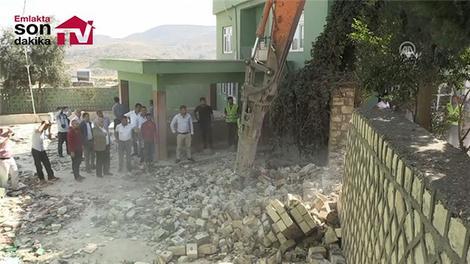 """Mardin'de """"Kentsel Dönüşüm Projesi"""" başladı"""