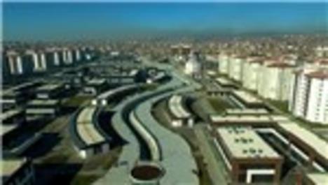 TOKİ Uşak kentsel dönüşüm projesi