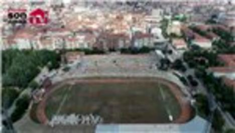 """""""Atatürk Stadı millet bahçesine dönüşmek için gün sayıyor"""""""