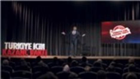 ''Türkiye İçin Kazanç Vakti'' tanıtım filmi
