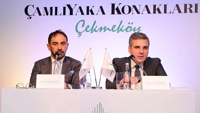 Çamlıyaka Konakları basına tanıtıldı!