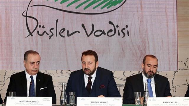 Düşler Vadisi Riva İstanbul basına tanıtıldı