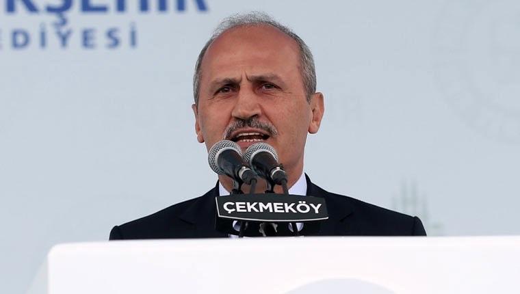 """""""İstanbul Boğazı'nın altında geçecek dev bir projeye de başlayacağız"""""""