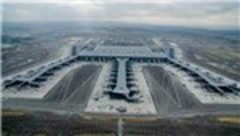 İstanbul Yeni Havalimanı açılış öncesi havadan görüntülendi!