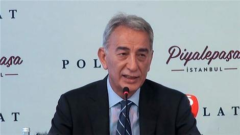 Adnan Polat Piyalepaşa projesi ve sektörle ilgili konuşuyor