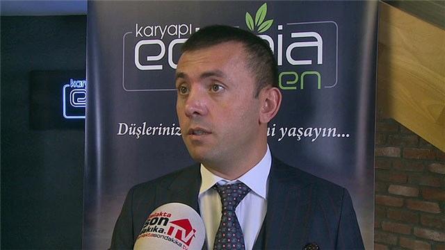 """""""Edonia Garden'ı 2019 sonunda teslim ediyoruz"""""""