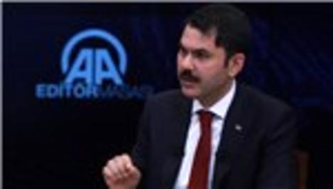 """""""İstanbul Millet Bahçesi'ni 2019'da açarız"""""""