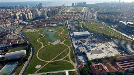 İşte İstanbul'un yeni Millet Bahçeleri