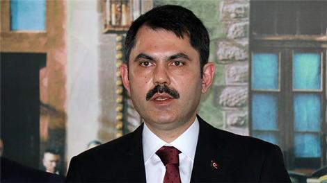 """""""Ülke genelinde 6.7 milyon konutu dönüştürmek istiyoruz"""""""