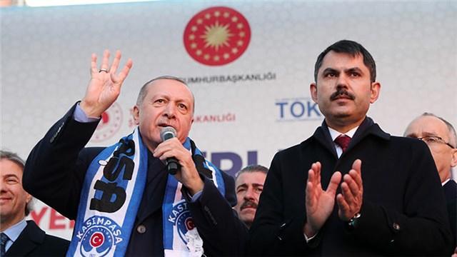 Cumhurbaşkanı Erdoğan'dan 50 bin konut müjdesi