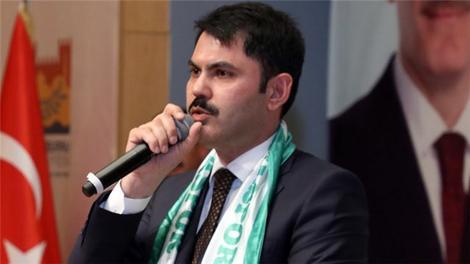 """""""Kentsel dönüşüm tüm Zeytinburnu'na hayırlı uğurlu olsun"""""""