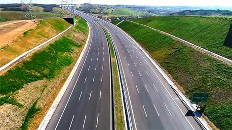 Kuzey Marmara otoyolunun Osmangazi Köprüsü bağlantısı açıldı