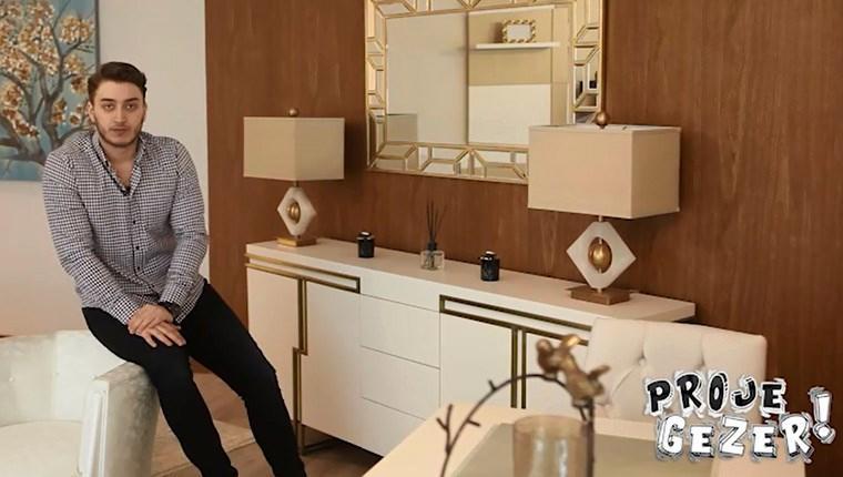 Proje Gezer, Elite Concept'in örnek dairesini gezdi