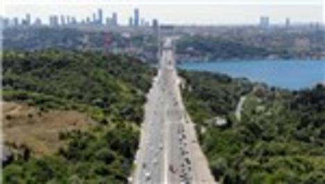 FSM Köprüsü'nde bakım ve onarım çalışmalarının ikinci etabı başladı