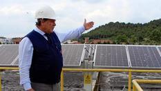 Dünyanın en büyük güneş enerji santrali