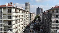 Kartal'da yıkılan binaların yerine inşa edilen binalarda sona gelindi