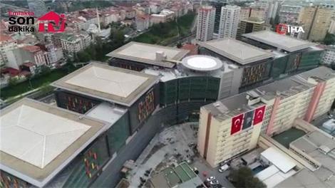 Depreme karşı yenilenen Okmeydanı Hastanesi'nde sona yaklaşıldı