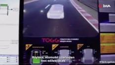 Yerli otomobile teknoloji bazlı üst düzey sürüş testi
