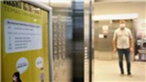 Temassız asansör ses komutları ile çalışacak