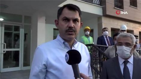 """""""Gelincik Tepesi'ndeki konutlar kısa sürede teslim edilecek"""""""