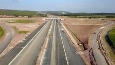 Kuzey Marmara Otoyolu'nda çalışmalar devam ediyor