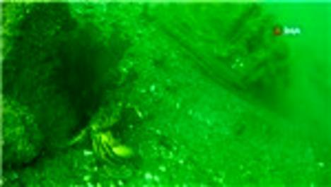 Haliç su altı kamerası ile görüntülendi
