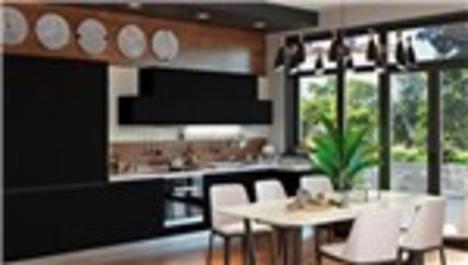 Mutfak dekorasyonunda yeni trendler!