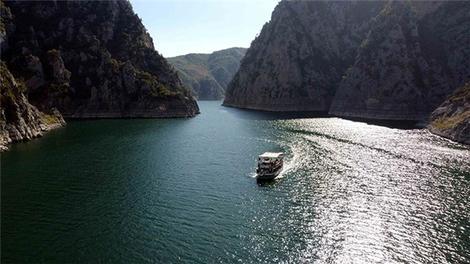 Türkiye'de kanyon turizmine ilgi artıyor!