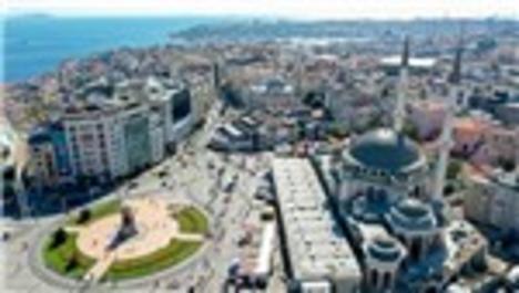 Taksim Camisi'nin Ekim 2020 itibariyle son durumu!