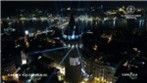 Galata Kulesi açılış töreni!