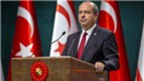 """KKTC Başbakanı Tatar: """"Kapalı Maraş'ın sahilinden istifade etmeye başlıyoruz"""""""