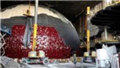 AKM inşaatının yüzde 70'i tamamlandı