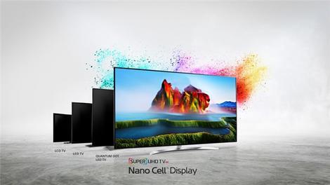 LG Nanocell TV modelleriyle hayat artık daha renkli!