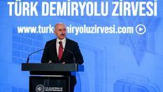 """Bakan Karaismailoğlu: """"Türkiye'nin demir yolları reformunu başlatıyoruz"""""""