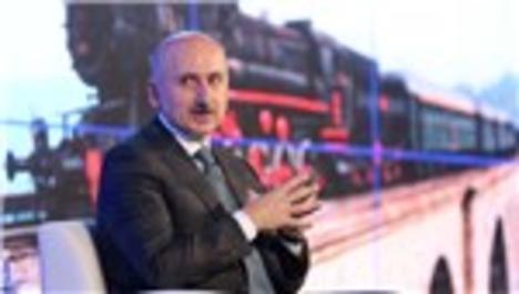 Bakan Karaismailoğlu Türk Demiryolu Zirvesi'nde konuştu